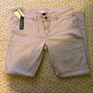 Victoria's Secret Lavender Jeans Size:12